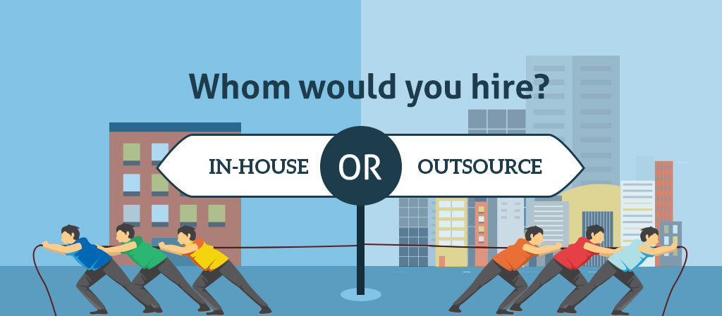 Should You Hire an In-House Development Team or Outsource?